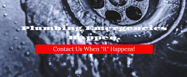 Contact Us for Emergency Plumbing Service
